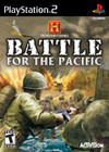 The History Channel: Battle for the Pacific - PS2