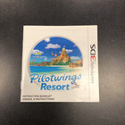Pilotwings Resort Instruction Booklet - DS
