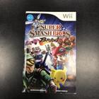 Super Smash Bros. Brawl Instruction Booklet - Wii