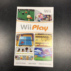 Wii Play Instruction Booklet - Wii