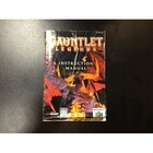 Gauntlet Legends Instruction Booklet - N64