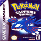 Pokemon Sapphire Version - GBA (Cartridge Only - NO LABEL)