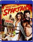 Meet the Spartans (Unrated Edition) - Blu-ray