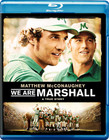 We Are Marshall - Blu-ray