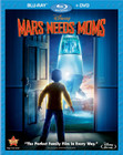 Mars Needs Moms - Blu-ray