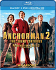 Anchorman 2: The Legend Continues - Blu-ray