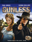 Gunless - Blu-ray