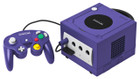 Nintendo GameCube Console - Purple
