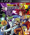 Dragon Ball Z: Battle of Z - PS3 (Disc Only)