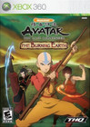 Avatar: The Last Airbender - The Burning Earth - XBOX 360