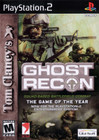 Tom Clancy's Ghost Recon - PS2