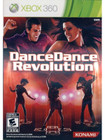 DanceDanceRevolution (Game Only) - XBOX 360