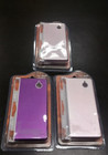 Nintendo DSI Aluminum Cases (Set of 3) - DS (Bundled)