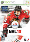 NHL 10 - XBOX 360 (Disc Only)