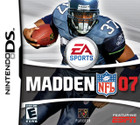 Madden NFL 07 - DS (Cartridge Only)