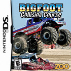 Bigfoot: Collision Course - DS (Cartridge Only)