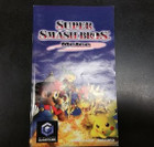 Super Smash Bros. Melee Instruction Booklet - Gamecube