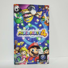 Mario Party 4 Instruction Booklet - Gamecube