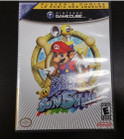 Super Mario Sunshine: Player's Choice  Case - Gamecube