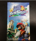 Super Mario Sunshine Instruction Booklet - Gamecube