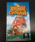 Animal Crossing Instruction Booklet - Gamecube