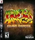 Monster Madness: Grave Danger - PS3 (Disc Only)
