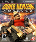 Duke Nukem Forever - PS3 (Disc Only)