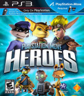 PlayStation Move Heroes - PS3 (Disc Only)