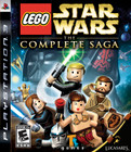 LEGO Star Wars: The Complete Saga - PS3 (Disc Only)
