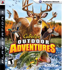Cabela's Outdoor Adventures  - PS3 (Disc Only)
