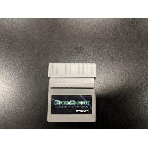Gameshark for Gameboy/Pocket/Color - GB/GBP/GBC