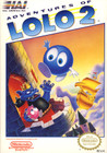 Adventures of Lolo 2 - NES (Cartridge Only)