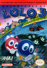 Adventures of Lolo 3 - NES (Cartridge Only)
