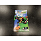 Mario Golf Toadstool Tour Instruction Booklet - Gamecube
