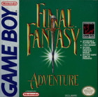Final Fantasy Adventure - GAMEBOY (Cartridge Only)