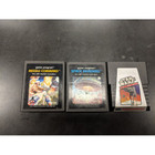 Atari 2600 Bundle  -  Atari 2600 - Missile Command, Space Invaders, Star Wars: The Empire Strikes Back (Cartridges Only)