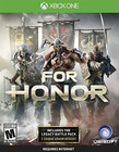 For Honor - Xbox One (Disc Only)