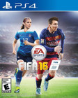 FIFA 16 - PS4 (Disc Only)