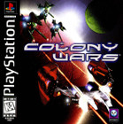 Colony Wars - PS1 (Disc Only)