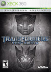 Transformers The Game Cybertron Edition - XBOX 360