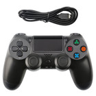 PS4 Wired Controller Black - Generic (Also compatible for PC)