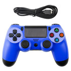 PS4 Wired Controller Blue - Generic (Also compatible for PC)