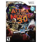 Attack Of The Movies 3D - Wii