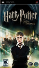 Harry Potter and the Order of the Phoenix - PSP
