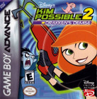 Disney's Kim Possible 2: Drakken's Demise - GBA (Cartridge Only)