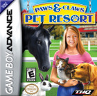 Paws & Claws: Pet Resort - GBA (Cartridge Only)