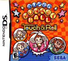 Super Monkey Ball: Touch & Roll - DS (Cartridge Only)
