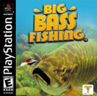 Big Bass Fishing - PS1 (Disc Only)