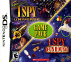I Spy: Game Pack - I Spy Universe / I Spy Fun House - DS