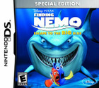 Disney/Pixar Finding Nemo: Escape to the Big Blue Special Edition - DS